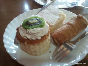 pastries and sweets in Spain