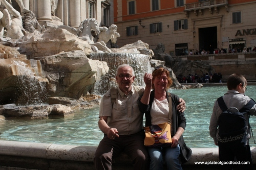 rome holiday