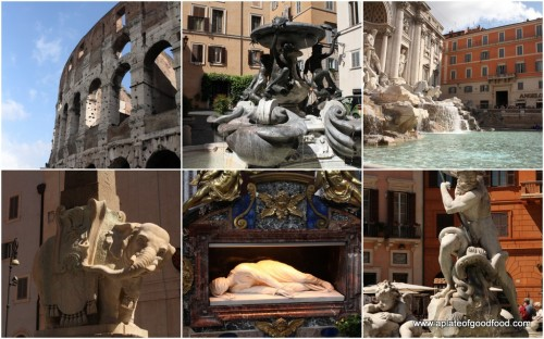 food and culture in rome