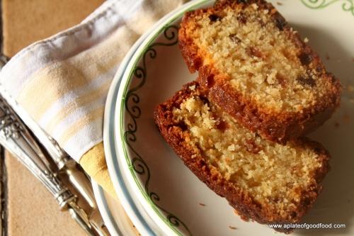 madeira raisin cake