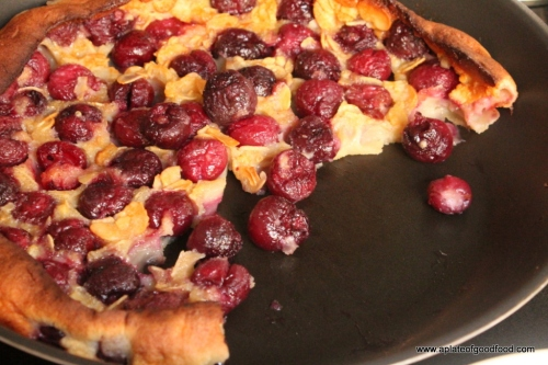 how to make clafoutis