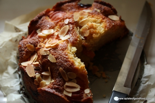 recipe for apricot cake