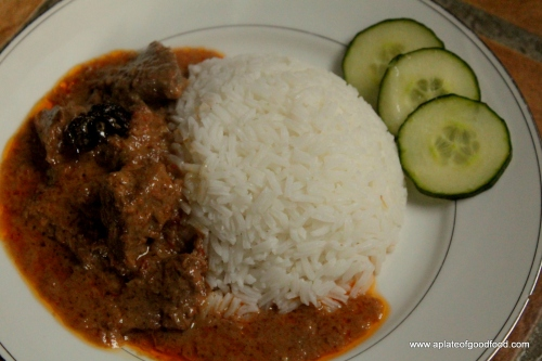 how to make rendang