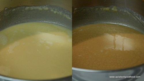 how to make roux