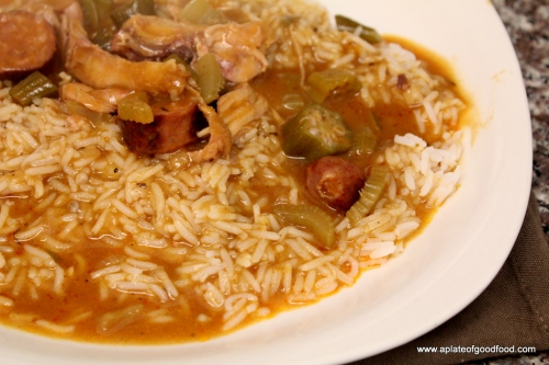 new orleans style gumbo