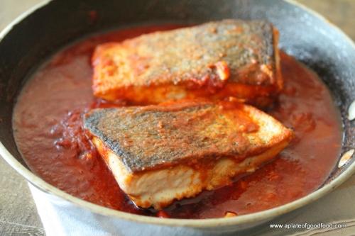 ottolenghi fish recipe