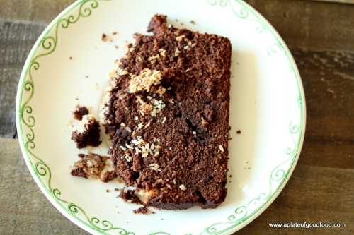 chocolate buttermilk loaf