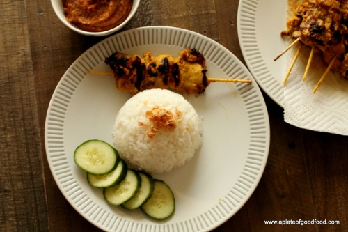 asian satay recipe