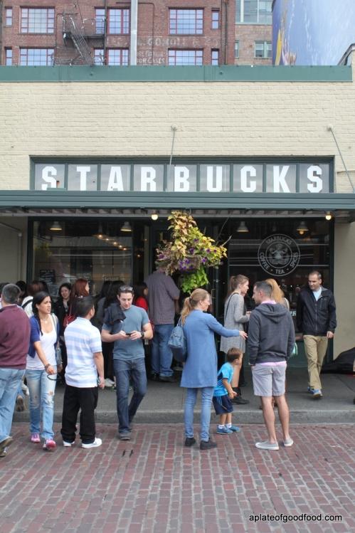 Starbucks Seattle